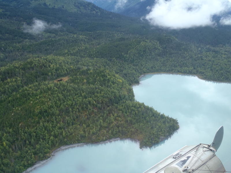 learning to fly a floatplane - Adventure 52