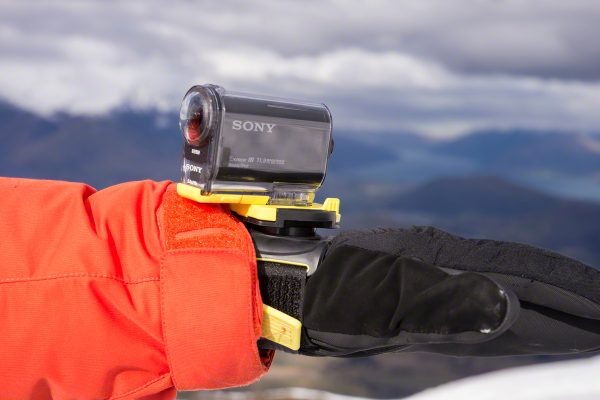 Win a Sony Action Cam - Adventure 52 magazine 1