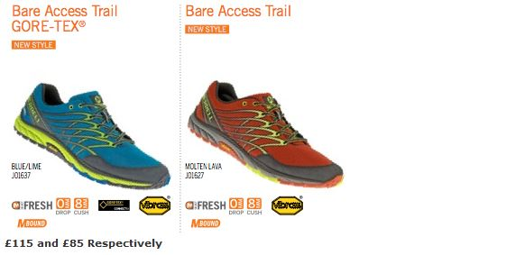 Bare Access Trail