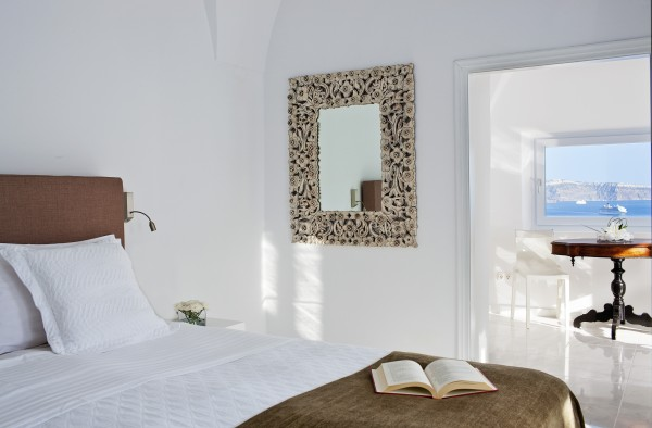 Inside Canaves Oia Hotel - Adventure 52 magazine