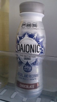 Daionic protein shake review ingredients - Adventure52 magazine