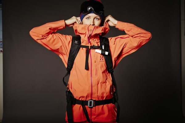 Haglofs AW14 Vojd jacket ladies - Adventure 52 magazine