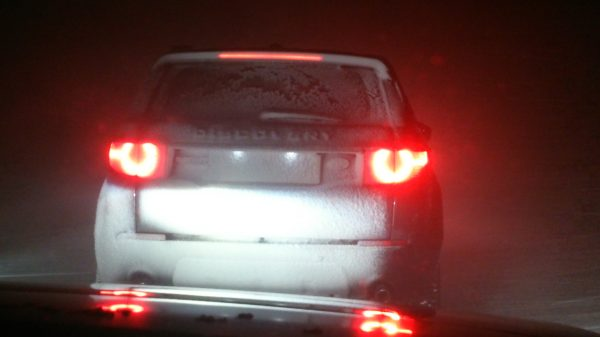 Discovery Sport tail lights