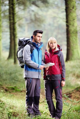MENS AND LADIES TREKKING JACKET