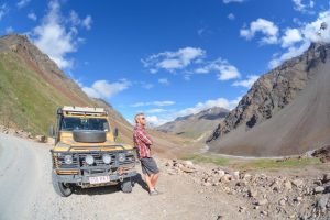 Ben Land Rover 1 - Adventure 52