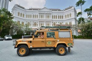 Ben Land Rover Raffles - Adventure 52