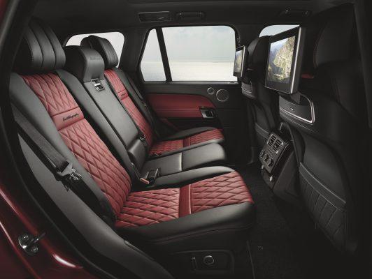 Range Rover SVAutobiography Dynamic - interior (1)