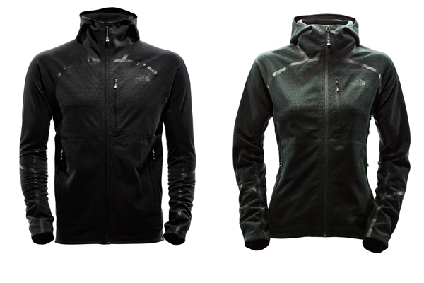 L2 jacket – mens left and womens right