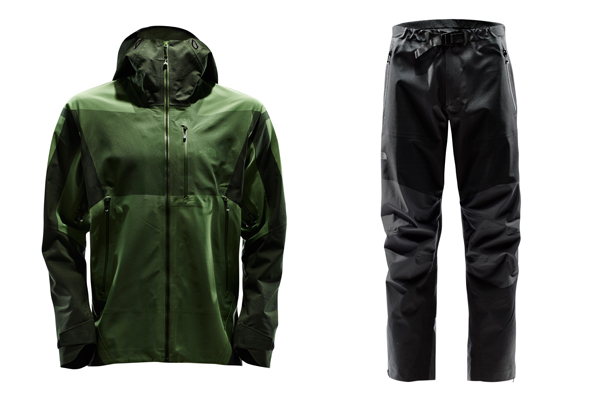 Mens L5 jacket and L5 pants