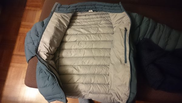 Rohan downtown jacket review