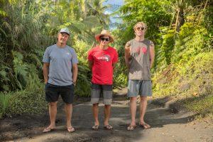 Ski Vanuatu film